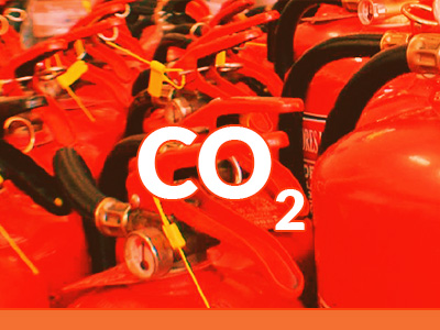 Extintores Clase CO2